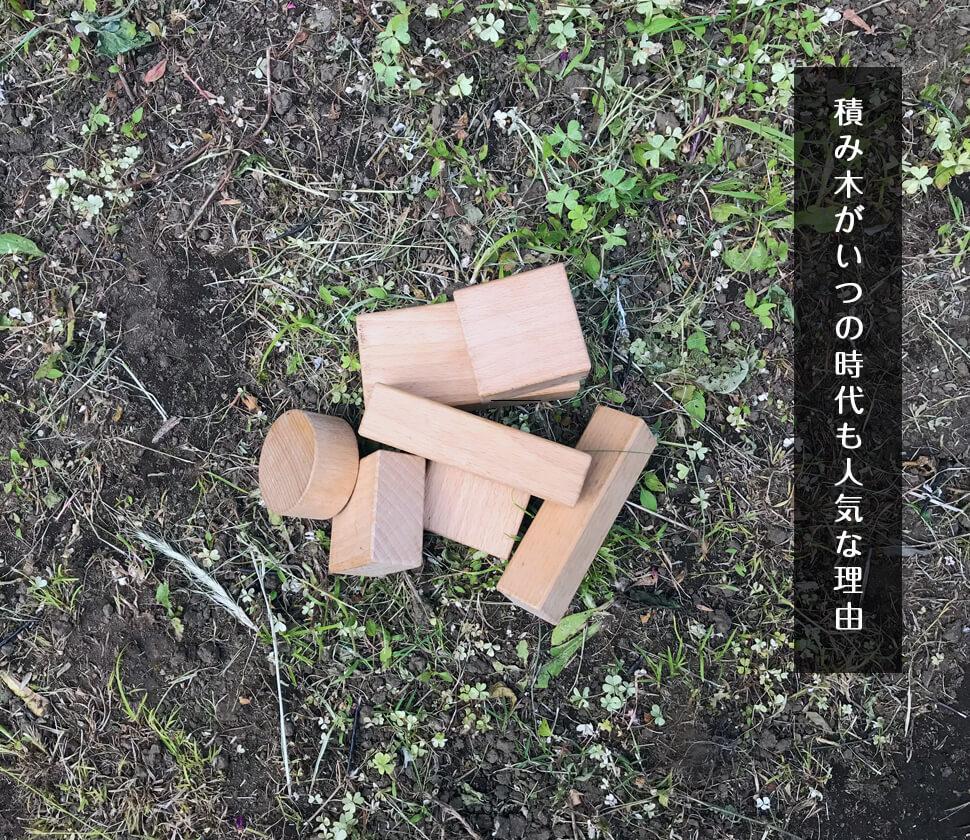 隠れた秘密!赤ちゃんのおもちゃで『積み木』が長く使われ、必要とされる理由を教えます