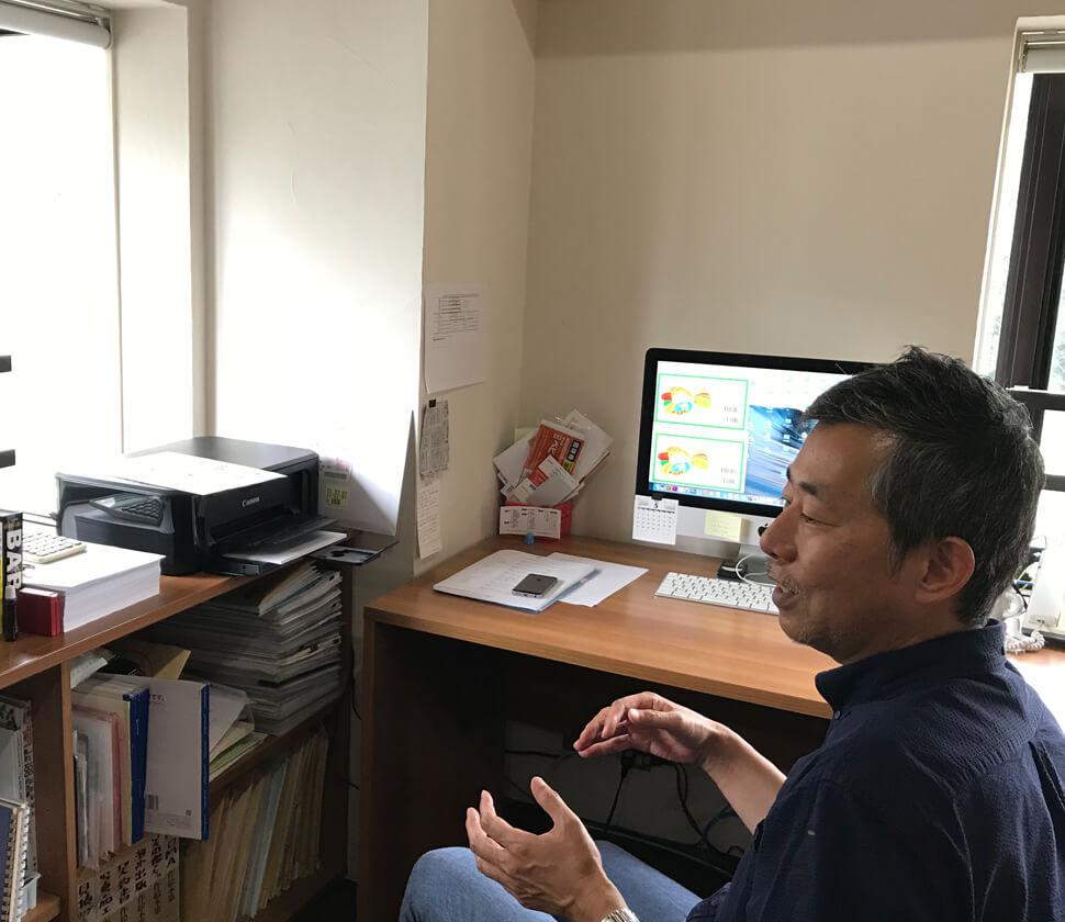 有限会社戸田デザイン研究室 代表取締役 戸田靖