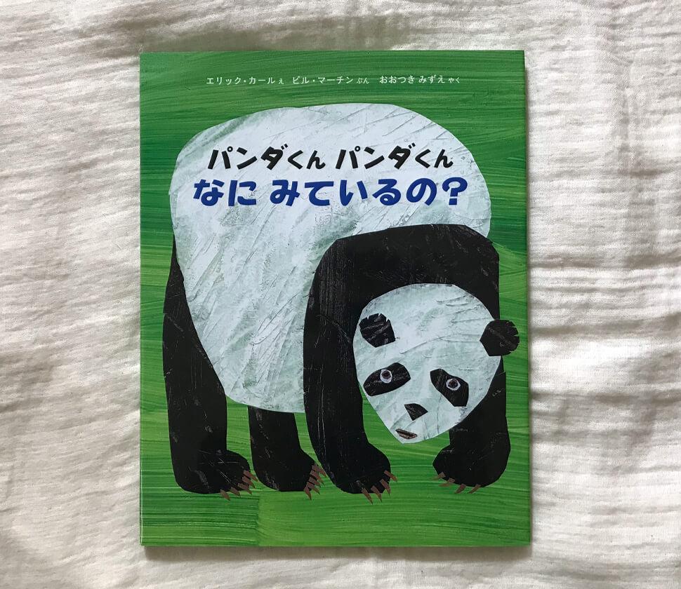 自然保護地域にすんでいる絶滅に瀕している野生動物10種が描かれた絵本