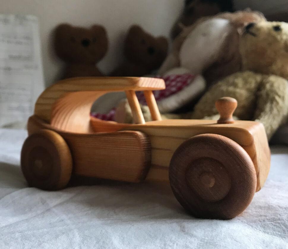 Oldtimer Car(北欧のリムジン)
