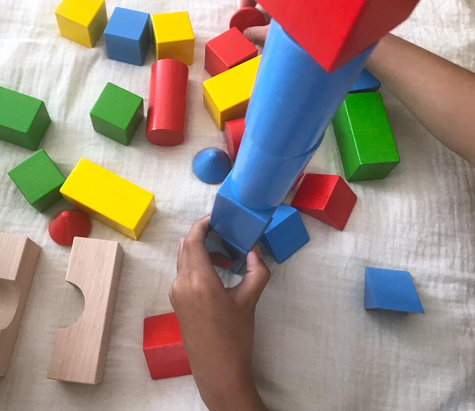 積み木・ブロックスカラー